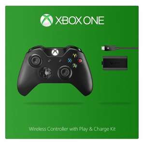 Original Wireless Controller #2015 + Play&Charge Kit [Microsoft]