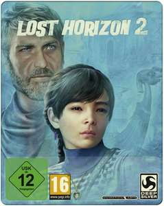Lost Horizon 2 - Limited Steelbook Edition