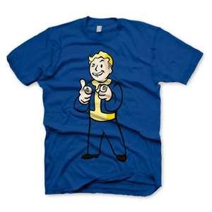 T-Shirt - Fallout 4 Vault Boy Charisma