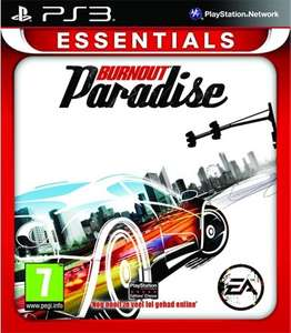 Burnout: Paradise [Essentials]