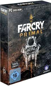 Far Cry: Primal #Collector's Edition