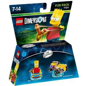 Fun Pack: Bart Simpsons