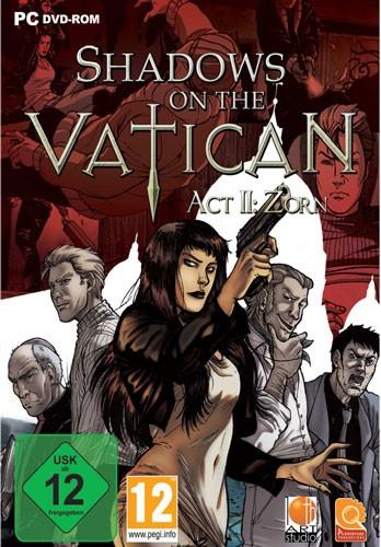 Shadows on the Vatican Act II: Zorn