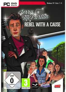 Jerry McPartlin in Rebel with a Cause