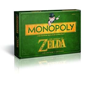 Monopoly #The Legend of Zelda Collector's Edition