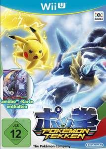 Pokemon Tekken + Amiibo Karte