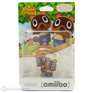 Animal Crossing Collection Figur: Nepp und Schlepp