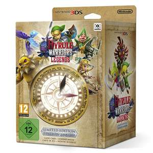 Hyrule Warriors: Legends #Limited Edition