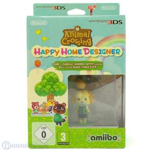 Animal Crossing: Happy Home Designer + Amiibo Melinda #Sommer Outfit
