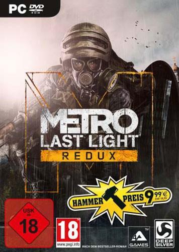Metro Last Light Redux