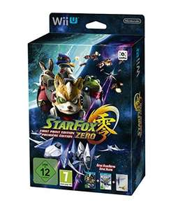 Star Fox: Zero #First Print Edition