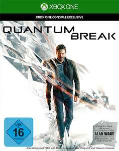 Quantum Break + Alan Wake DLC