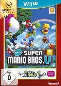 New Super Mario Bros. U + New Super Luigi Bros. U [Nintendo Selects]