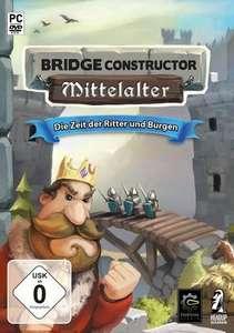 Bridge Constructor: Mittelalter