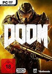 Doom 2016 #Day One Edition