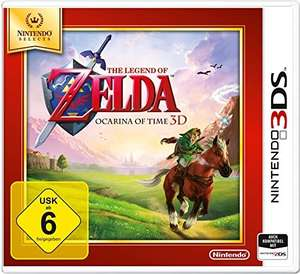The Legend of Zelda: Ocarina of Time [Nintendo Selects]