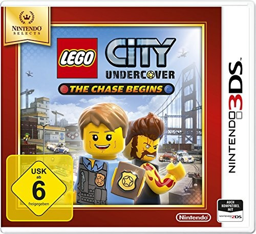 LEGO City Undercover: The Chase Begins [Nintendo Selects]