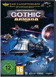 Battlefleet Gothic: Armada #Limited Early Adopters Box