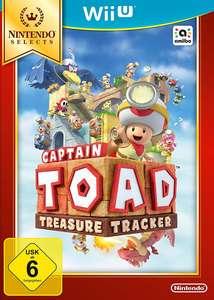 Captain Toad Treasure Tracker [Nintendo Selects]
