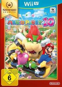 Mario Party 10 [Nintendo Selects]