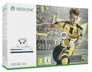 Konsole Slim 500GB + FIFA 17