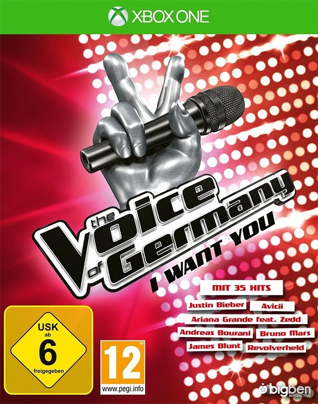 Xbox One - The Voice of Germany: I Want You