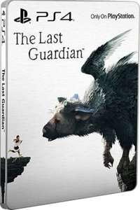 The Last Guardian #Steelbook Edition