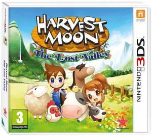 Harvest Moon: Das verlorene Tal / The Lost Valley