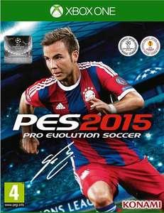 Pro Evolution Soccer 2015 / PES 15