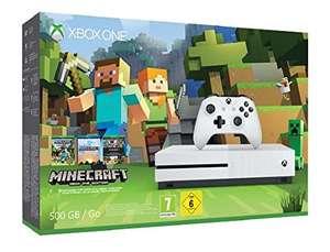 Konsole Slim S 500GB + Minecraft