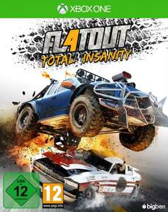 Flatout: Total Insanity