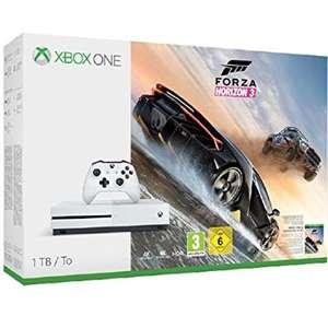Konsole Slim 1TB + Forza Horizon 3