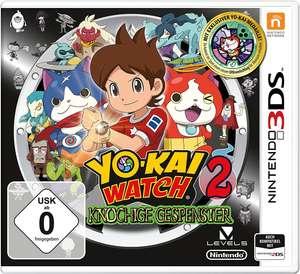 Yo-Kai Watch 2: Knochige Gespenster + Medaille