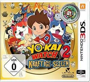 Yo-Kai Watch 2: Kräftige Seelen + Medaille