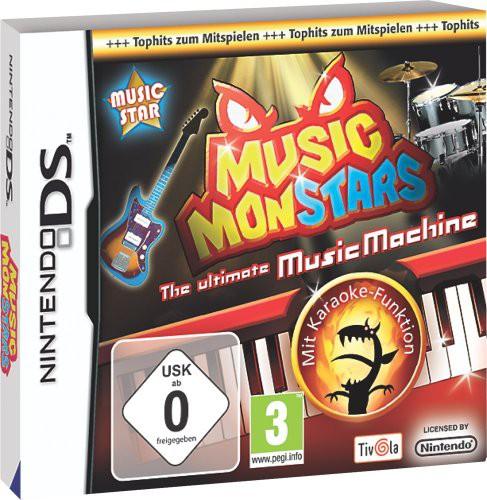 Music Monstars: The Ultimate Music Machine