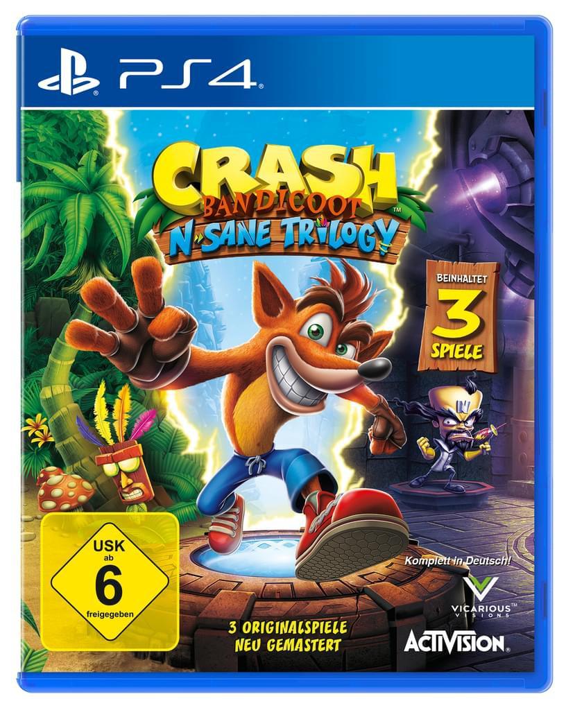 Crash Bandicoot: N-Sane Trilogy