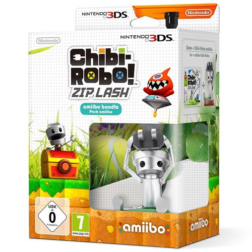 Nintendo New 3DS - Chibi-Robo!: Zip Lash #Special Edition