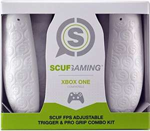 Controller Scuf Trigger + Pro Grip Combo Kit #white