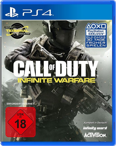 PS4 - Call of Duty: Infinite Warfare #Standard Edition