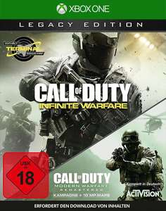 Call of Duty: Infinite Warfare #Legacy Edition