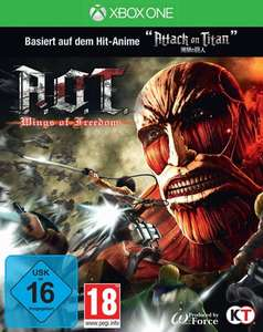 A.O.T. / Attack on Titan: Wings of Freedom