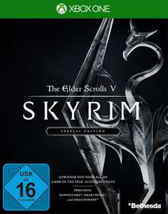The Elder Scrolls V: Skyrim #Special Edition