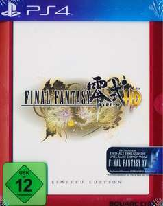 Final Fantasy: Type-0 HD #Limited Edition
