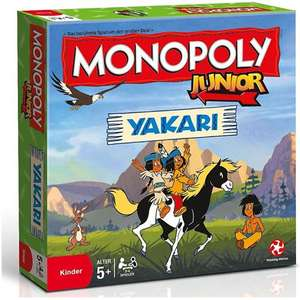 Monopoly Junior: Yakari