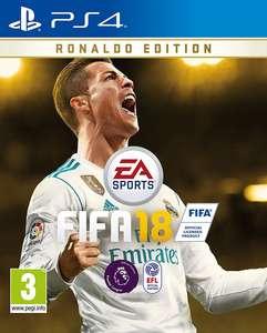 FIFA 18 #RONALDO Edition