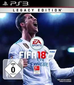 FIFA 18 #Legacy Edition