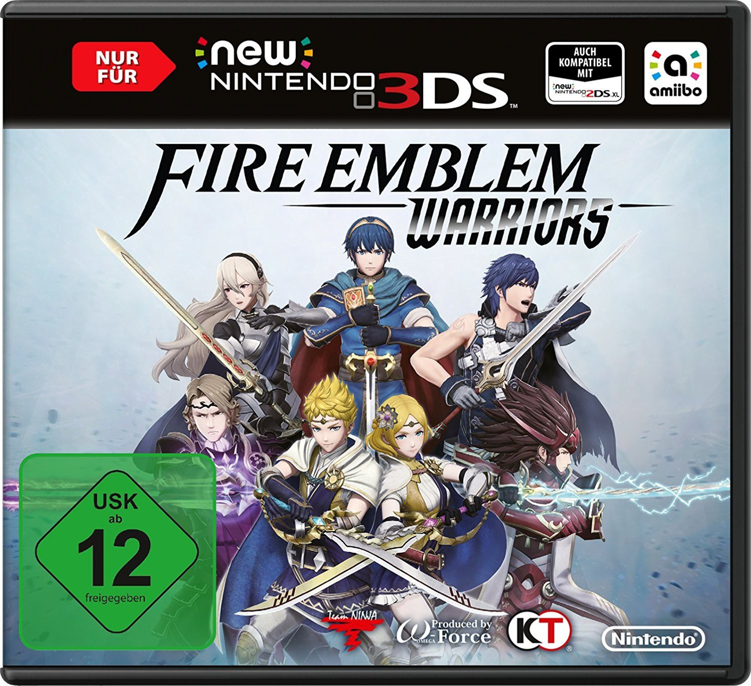 Nintendo 3DS - Fire Emblem: Warriors
