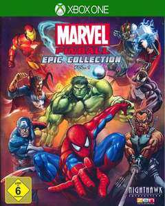 Marvel Pinball: EPIC Collection Volume 1