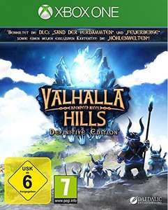 Valhalla Hills #Definitive Edition