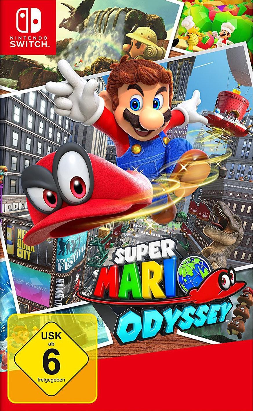 Super Mario: Odyssey